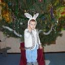Всем привет! Я зайчик -попрыгайчик, и я жду Деда Мороза!!!