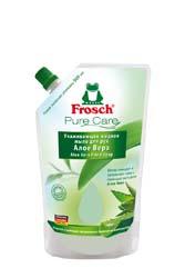 Frosch/Фрош  Ухаживающее мыло для рук Алое Вера  500ml