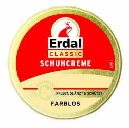 Крем для обуви в банке Erdal безцветный 75 ml