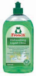 FROSCH / ФРОШ Очищающий бальзам для посуды Лимон 500 ml