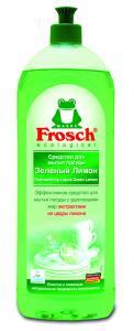 FROSCH / ФРОШ Очищающий бальзам для посуды Лимон 1000 ml