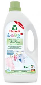 FROSCH  Baby Жидкое средство для стирки детского белья 1.5 л