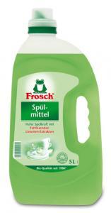 FROSCH / ФРОШ Очищающий бальзам для посуды Лимон 5000 ml