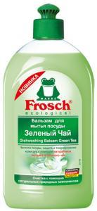 Frosch Бальзм для посуды Зеленый чай 500 мл