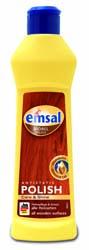 EMSAL /ЭМСАЛ Полироль для чистки и ухода за мебелью с антистатиком 250мл