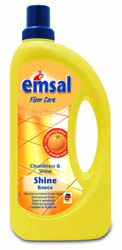 EMSAL Glanz / Эмсал Очиститель + самоблеск для пола 1000 мл