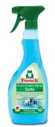 FROSCH / ФРОШ Содовый очиститель для любой поверхности 500 ml
