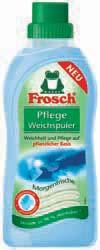FROSCH / ФРОШ Ополаскиватель для белья «Cвежесть» 750 ml