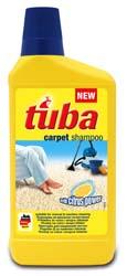 TUBA / ТУБА Шампунь для чистки ковров