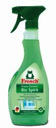 FROSCH / ФРОШ Очиститель для стеклянных и зеркальных поверхностей спиртовой 500 ml