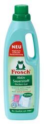 FROSCH / ФРОШ  Гель-пятновыводитель с активным кислородом 500 ml