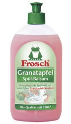 FROSCH / ФРОШ Бальзам для мытья посуды Гранат 500 ml